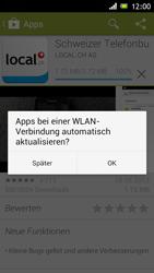 Sony Xperia J - Apps - Installieren von Apps - Schritt 9