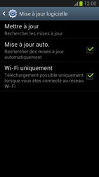 Samsung Galaxy S III - Logiciels - Installation de mises à jour - Étape 9