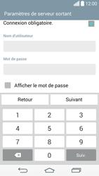 LG D855 G3 - E-mails - Ajouter ou modifier un compte e-mail - Étape 14