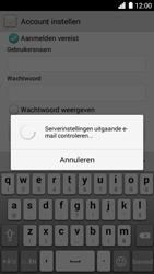 Huawei Ascend G6 - E-mail - e-mail instellen: IMAP (aanbevolen) - Stap 15