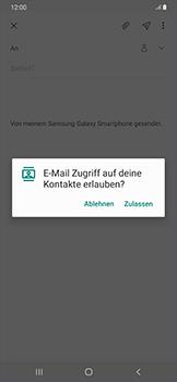 Samsung Galaxy A50 - E-Mail - E-Mail versenden - Schritt 6