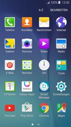 Samsung J500F Galaxy J5 - Fehlerbehebung - Handy zurücksetzen - Schritt 5