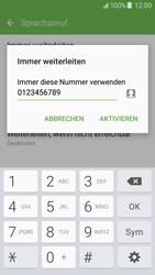 Samsung J510 Galaxy J5 (2016) - Anrufe - Rufumleitungen setzen und löschen - Schritt 11