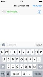 Apple iPhone 5c - iOS 8 - MMS - hoe te versturen - Stap 6