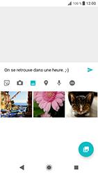 Sony Xperia XZ - Android Oreo - MMS - envoi d'images - Étape 8