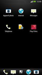 HTC One - Contact, Appels, SMS/MMS - Envoyer un SMS - Étape 3