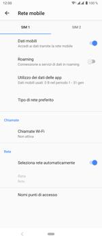 Sony Xperia 5 - WiFi - Attivare WiFi Calling - Fase 9