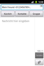 Samsung Galaxy Xcover - MMS - Erstellen und senden - 10 / 18