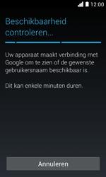 Huawei Ascend Y330 - Applicaties - Account aanmaken - Stap 9