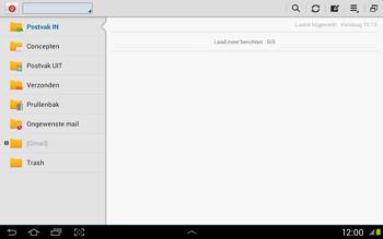 Samsung N8020 Galaxy Note 10-1 LTE - E-mail - Handmatig instellen - Stap 5