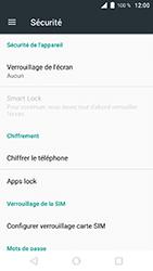 Wiko WIM Lite - Sécuriser votre mobile - Personnaliser le code PIN de votre carte SIM - Étape 5