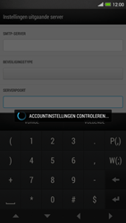 HTC One Max - E-mail - e-mail instellen: IMAP (aanbevolen) - Stap 17