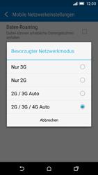 HTC One M9 - Netzwerk - Netzwerkeinstellungen ändern - 6 / 7