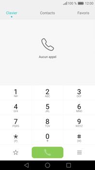 Huawei P9 Plus - Messagerie vocale - configuration manuelle - Étape 4
