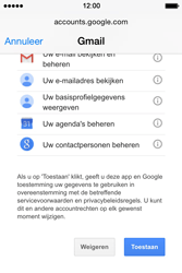 Apple iPhone 4S iOS 8 - E-mail - handmatig instellen (gmail) - Stap 8