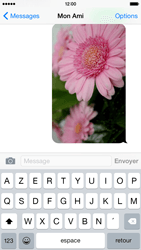 Apple iPhone 6 - MMS - Envoi d