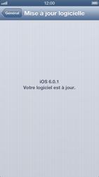 Apple iPhone 5 - Logiciels - Installation de mises à jour - Étape 8