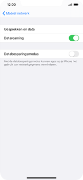 Apple iPhone 11 Pro Max - Internet - Dataroaming uitschakelen - Stap 5