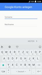 HTC U Play - Apps - Konto anlegen und einrichten - 5 / 22