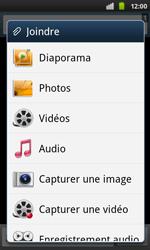 Samsung I9001 Galaxy S Plus - MMS - envoi d'images - Étape 6