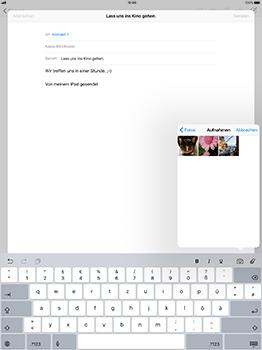 Apple iPad Pro 12.9 inch - E-Mail - E-Mail versenden - 0 / 0