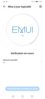 Huawei Y6P - Aller plus loin - Mettre à jour le logiciel interne de votre mobile - Étape 6