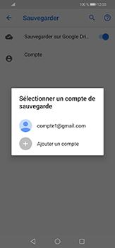 Huawei P30 lite - Aller plus loin - Gérer vos données depuis le portable - Étape 13