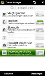 HTC T7373 Touch Pro II - internet - handmatig instellen - stap 5