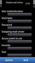 Nokia N8-00 - E-mail - Manual configuration - Step 21