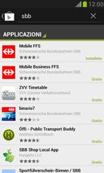 Samsung Galaxy S III Mini - Applicazioni - Installazione delle applicazioni - Fase 19