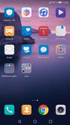 Huawei P9 Lite - Android Nougat - SMS - Configuration manuelle - Étape 3