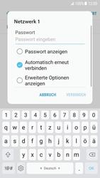 Samsung Galaxy S7 - Android Nougat - WLAN - Manuelle Konfiguration - Schritt 8
