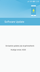 Samsung Galaxy A5 (2017) - Android Marshmallow - software - update installeren zonder pc - stap 7