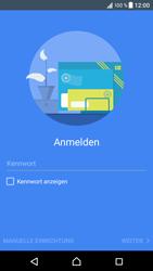 Sony Xperia XZ - Android N - E-Mail - Konto einrichten - 1 / 1