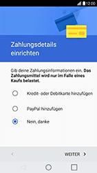 LG G5 SE - Apps - Konto anlegen und einrichten - 18 / 21