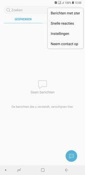 Samsung Galaxy A7 (2018) - sms - handmatig instellen - stap 5