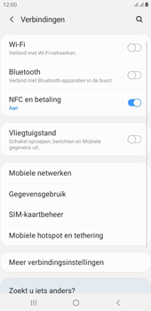 Samsung Galaxy J4 Plus - Internet - Dataroaming uitschakelen - Stap 5