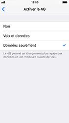 Apple iPhone SE - iOS 12 - Réseau - Changer mode réseau - Étape 6