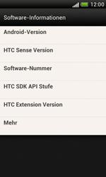 HTC Desire X - Software - Installieren von Software-Updates - Schritt 7