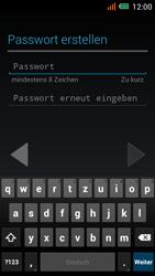 Alcatel One Touch Idol Mini - Apps - einrichten des App Stores - Schritt 10