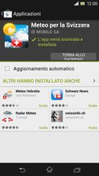 Sony Xperia Z - Applicazioni - Installazione delle applicazioni - Fase 16