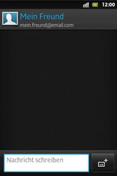 Sony Xperia Go - MMS - Erstellen und senden - 11 / 19
