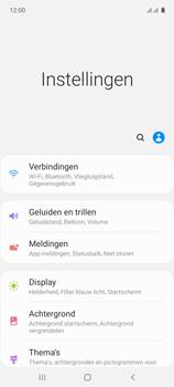 Samsung galaxy-a71-sm-a715f - Bluetooth - Aanzetten - Stap 3