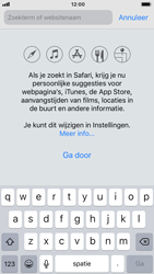 Apple iPhone 7 - iOS 12 - internet - hoe te internetten - stap 3