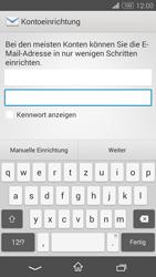 Sony D5803 Xperia Z3 Compact - E-Mail - Konto einrichten (yahoo) - Schritt 6
