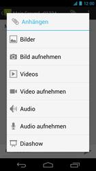 Samsung Galaxy Nexus - MMS - Erstellen und senden - 10 / 17