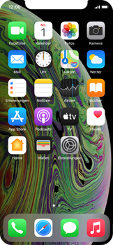 Apple iPhone XS - iOS 14 - E-Mail - 032c. Email wizard - Outlook - Schritt 1