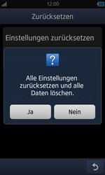 Samsung Wave - Fehlerbehebung - Handy zurücksetzen - 9 / 10