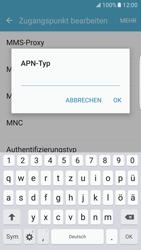 Samsung Galaxy S7 Edge - MMS - Manuelle Konfiguration - Schritt 11