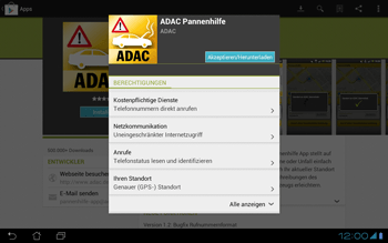 Asus Padfone - Apps - Herunterladen - 22 / 24